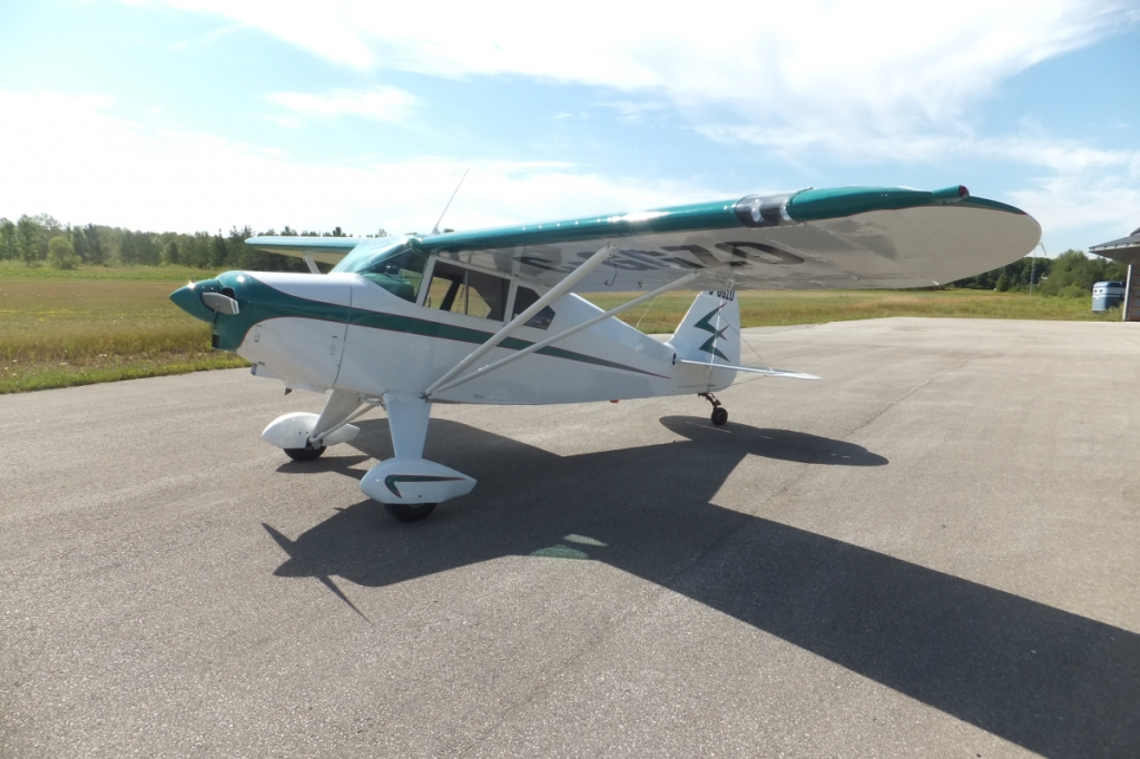Piper PA-22/20 Tailwheel Conversion Pacer, 1958 for sale on